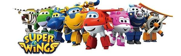 Super Wings Donnie Transforming Toy
